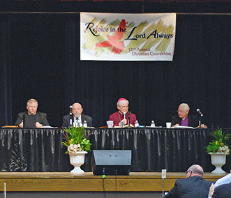 Diocesan Convention 2014